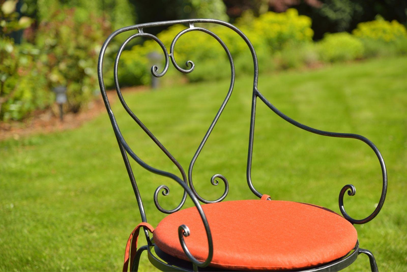 Gartenmöbel aus Eisen | Schmiedemöbel (Metallmöbel) – IRON ART ...