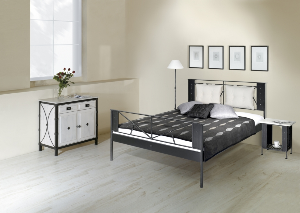 bett valencia kanapee schmiedem bel metallm bel iron art. Black Bedroom Furniture Sets. Home Design Ideas