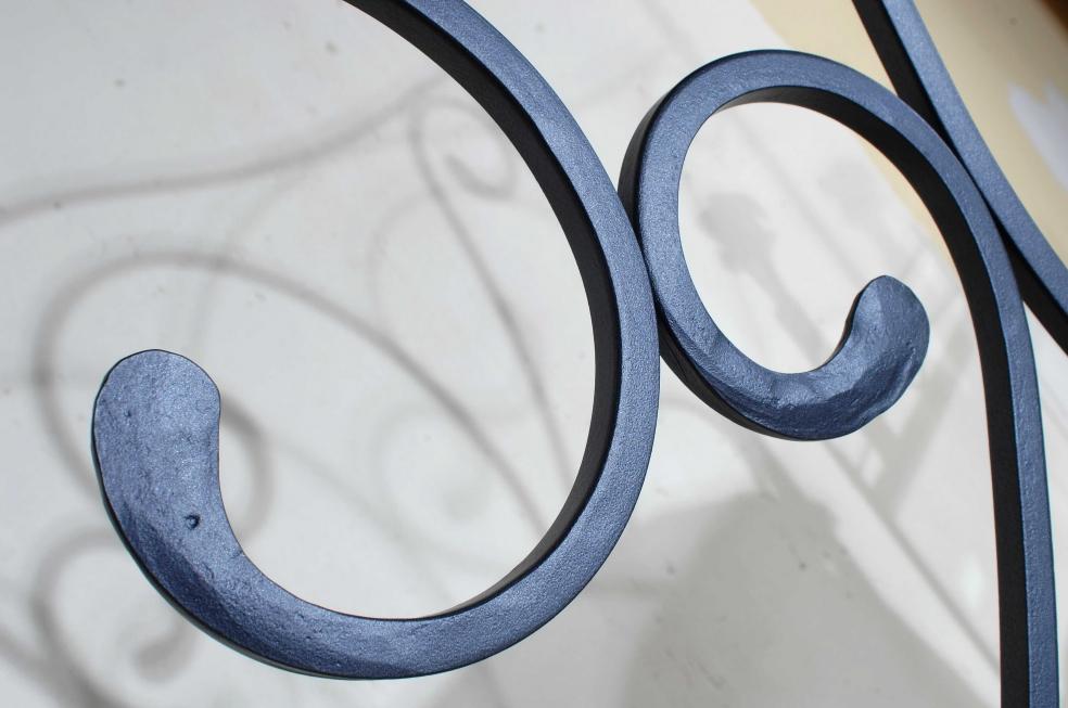 bett galicia schmiedem bel metallm bel iron art. Black Bedroom Furniture Sets. Home Design Ideas