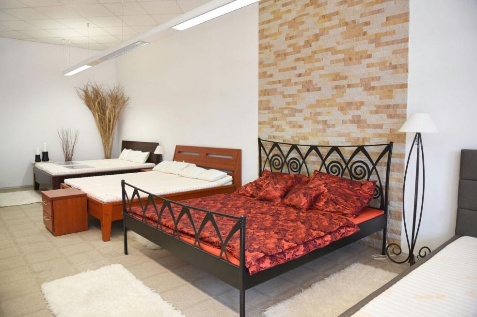 bett ronda schmiedem bel metallm bel iron art. Black Bedroom Furniture Sets. Home Design Ideas