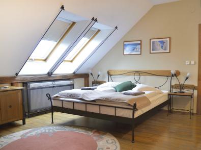 Doppelbett Modena aus Eisen