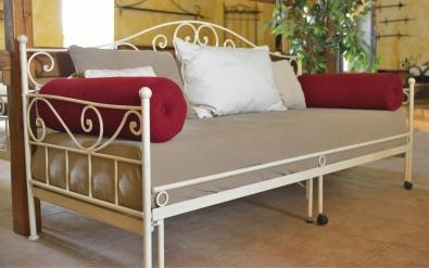 Matratzenbezug für Tagesbetten, abnehmbar