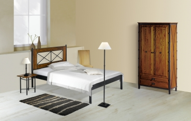 Schlafzimmer Chamonix