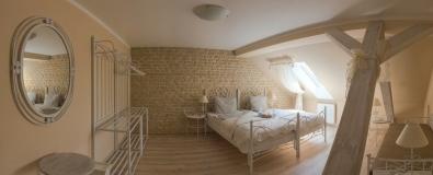 Andalusia - Bett aus Schmiedeeisen