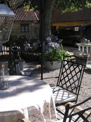 Gartenmöbel St. Tropez aus Metall