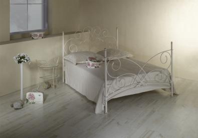 Andalusia - Bett aus Metall