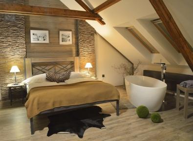 Chamonix - Betten für Berg-Chalets