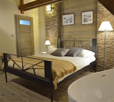 Bett aus Schmiedeeisen Valencia