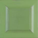 S6 Fichte massiv - grün Patina