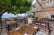 Möbel für Gartenrestaurant