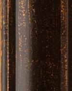 5A Schwarz mit Goldpatina