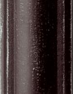 5B Schwarz mit Silberpatina
