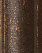 6A Grau mit Goldpatina