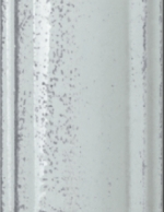 9B Weiss mit Silberpatina