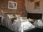 Bett aus Schmiedeeisen Siracusa