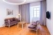 Möbel für den Hotel im Schloss Svijany